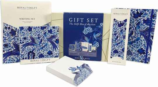 Giftset The Delft Blue Collection