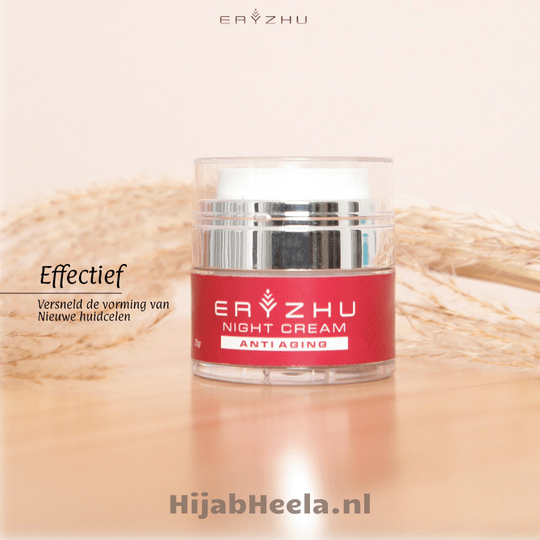 Huidverzorging | Eryzhu Night Cream Anti-Aging