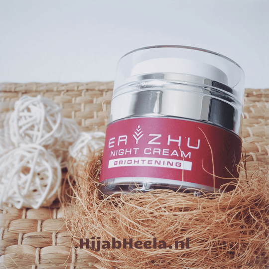 Huidverzorging | Eryzhu Night Cream Brightening