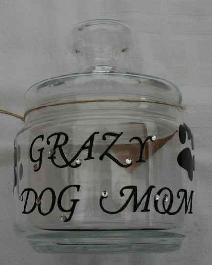 Sierpot klein Grazy dog mom