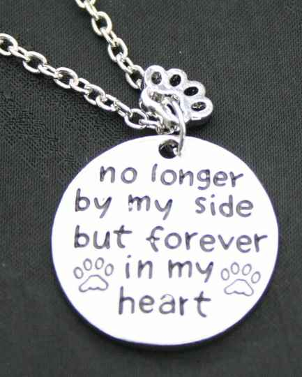 No longer by my