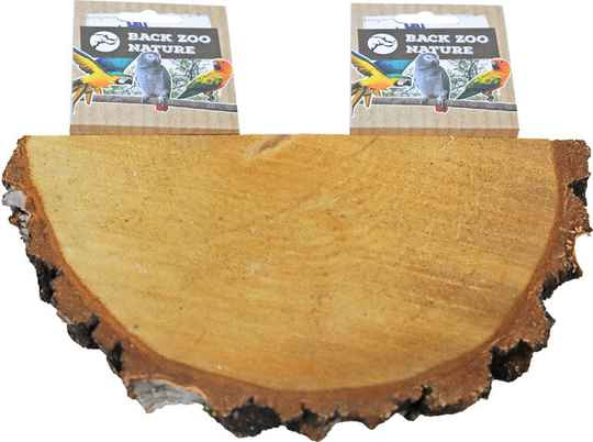 Back Zoo Nature Rustplank