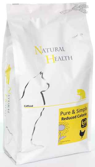 Natural Health Reduced Calorie Chicken