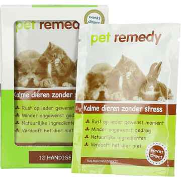 Pet Remedy kalmeringsdoekjes