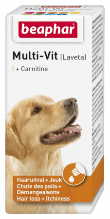 Beaphar Multi-Vit hond 20ml