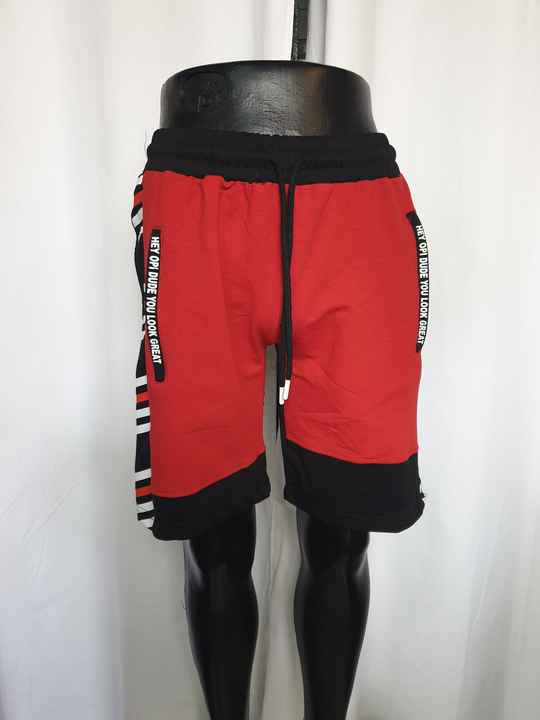 HS4. Shorts | Rood