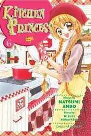 6. Recipe for disaster - Kitchen Princess