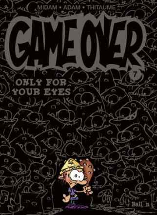 7. Only for your eyes- Game Over