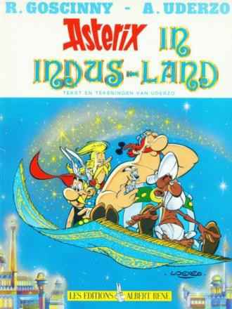 28. Asterix in Indis-land