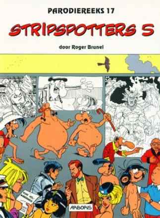 5. Stripspotters 5