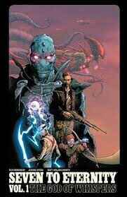 1. The God of whispers - Seven to eternity