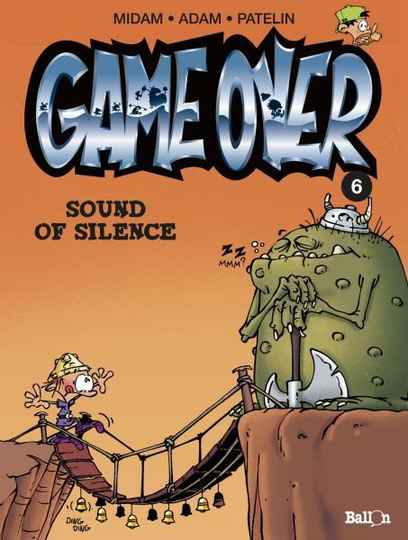 6. Sound of silence - Game Over
