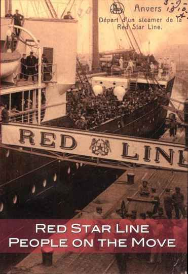 Red Star Line people on the move - Mandy Nauwelaerts
