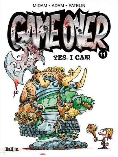 11. Yes, I can - Game Over