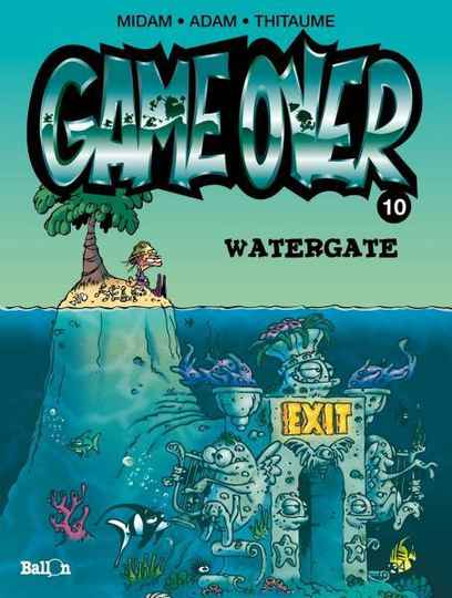 10. Watergate - Game Over