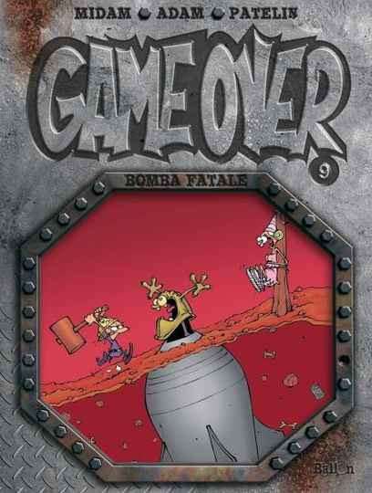 9. Bomba fatale - Game Over