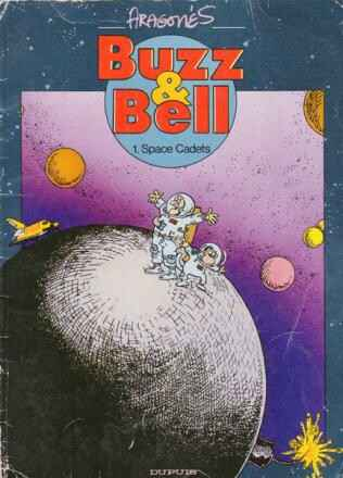 1. Space Cadets - Buzz & Bell