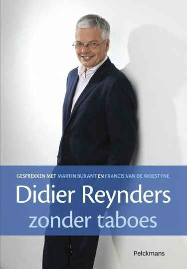 Didier Reynders zonder taboes - Martin Buxant