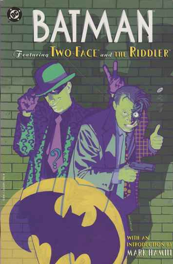 Batman - Two face and the Riddler