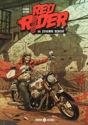 Red Rider - Stedho Lectrr (Compleet)