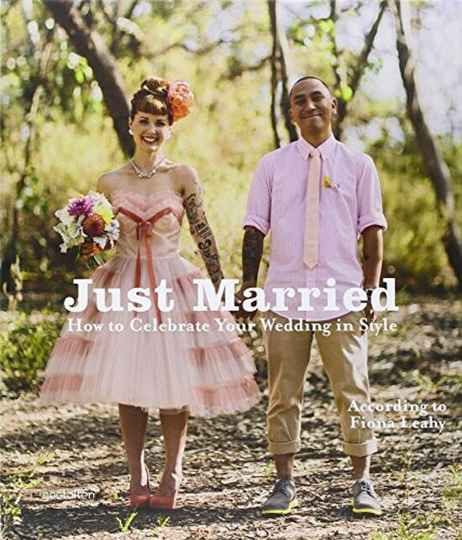 Just Married - Fiona Leahy