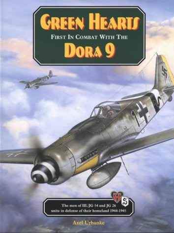 Green Hearts first in combat with the Dora 9 - Axel Urbanke