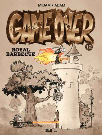 12. Royal Barbecue - Game Over