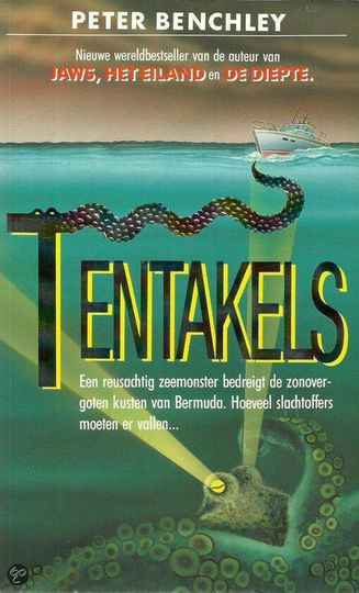 Tentakles - Peter Benchley