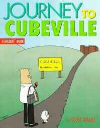 12. Journey to Cubeville - Dilbert