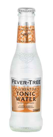 Fever Tree Clementine Tonic Water 20 cl (oranje)