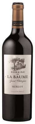 Domaine de La Baume Grand Chataignier Merlot 750 cl