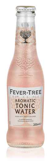 Fever Tree Aromatic Tonic Water 20cl (Roze)