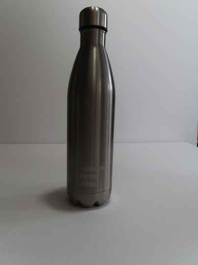 Reusable bottles Stainless steel : hot/cold