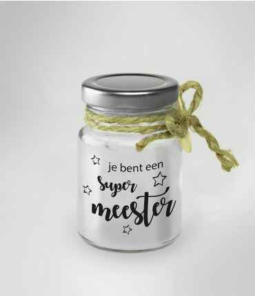 Little star light - Super meester