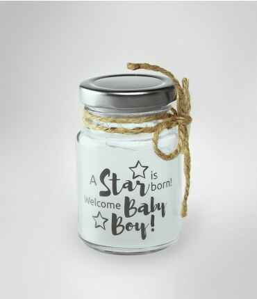 Little star light - Baby boy