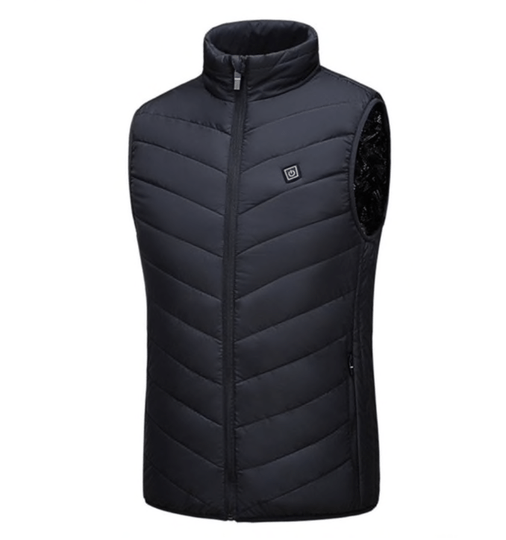 Verwarmde smart bodywarmer