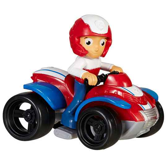 Paw Patrol Rescue Racer - Ryder