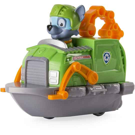 Paw Patrol Rescue Racer - Rocky's boot