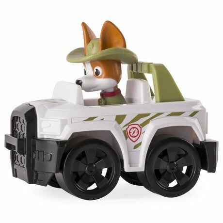 Paw Patrol Rescue Racer - Tracker