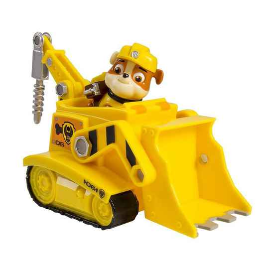 Paw Patrol Basis Voertuig - Rubble