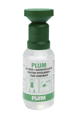 Plum oogspoelfles 200 ml