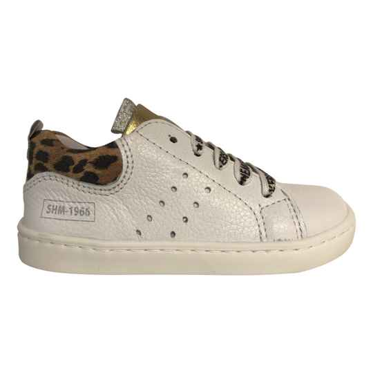 Shoesme Urban - white/gold