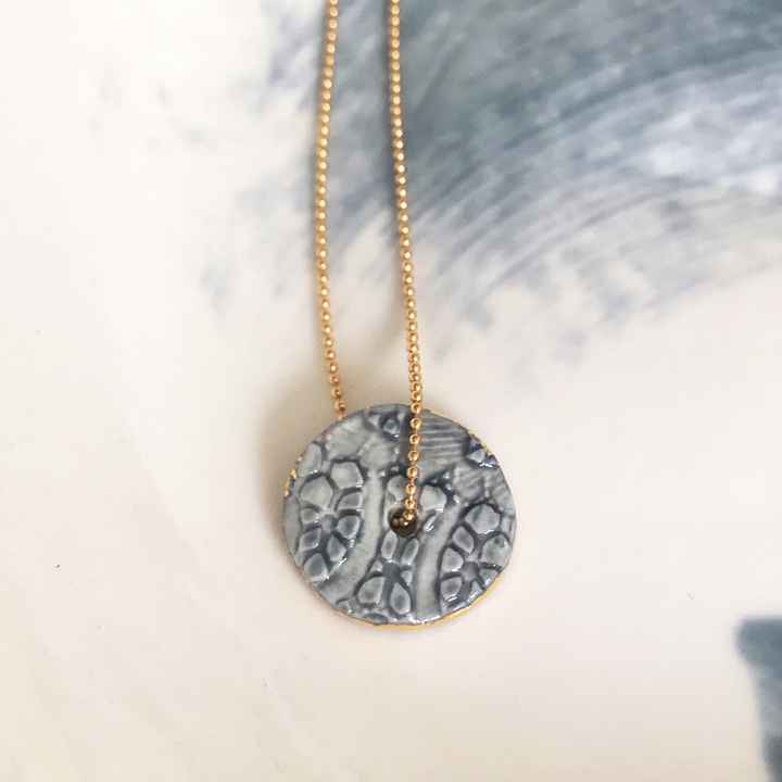 Lace aan ketting