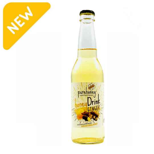 Honinglimonade Pure Honey Drink™ Gember