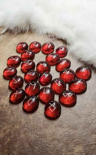 Red Crystal Rune