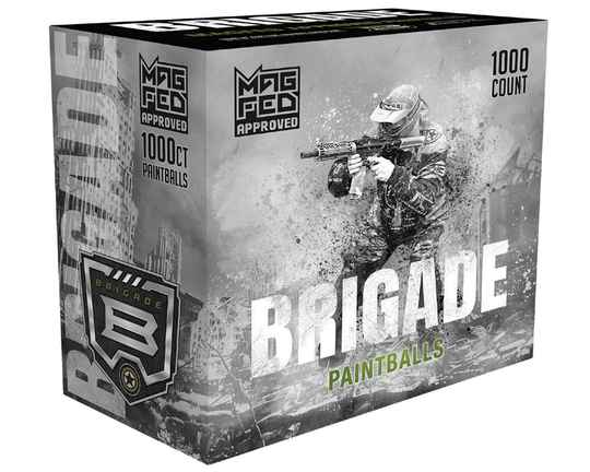 Brigade Paintballs