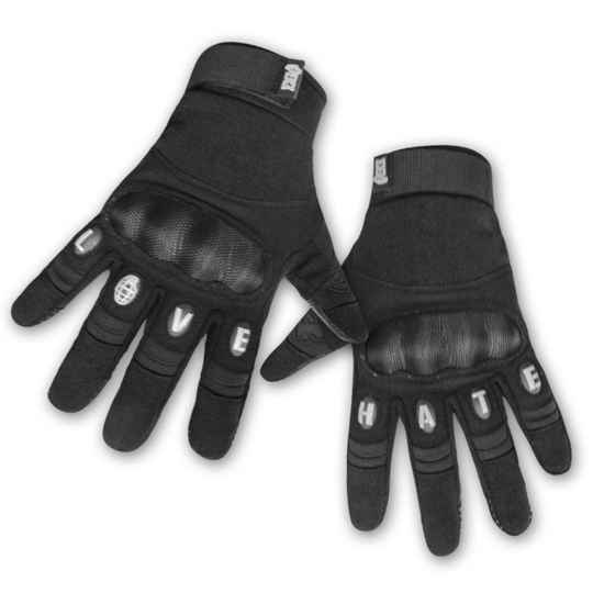Enola Gaye Love/Hate Tactical Gloves