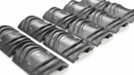 Milsig Rail Cover 10 Pack