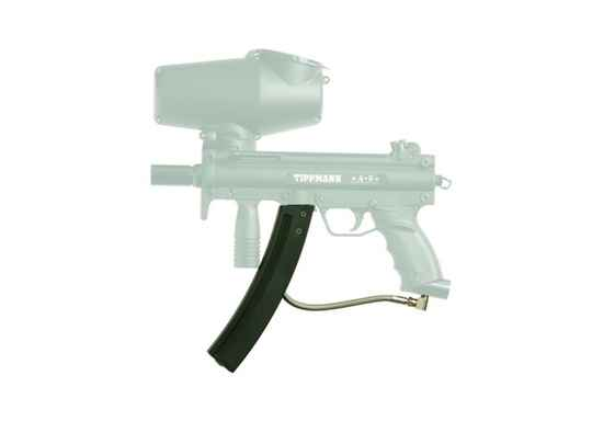 Tippmann A5 MP-5 Air Thru Mag to Bottle