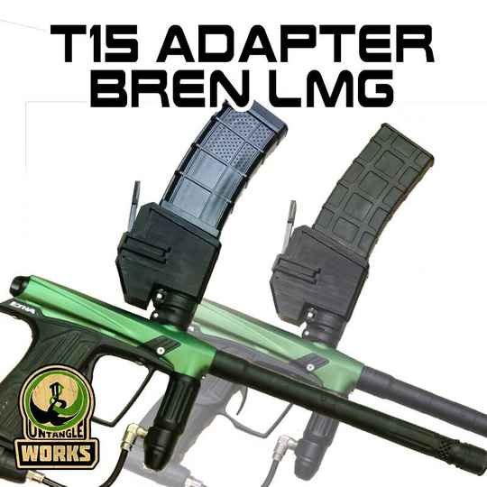 UNW T15 Magfed Adapter